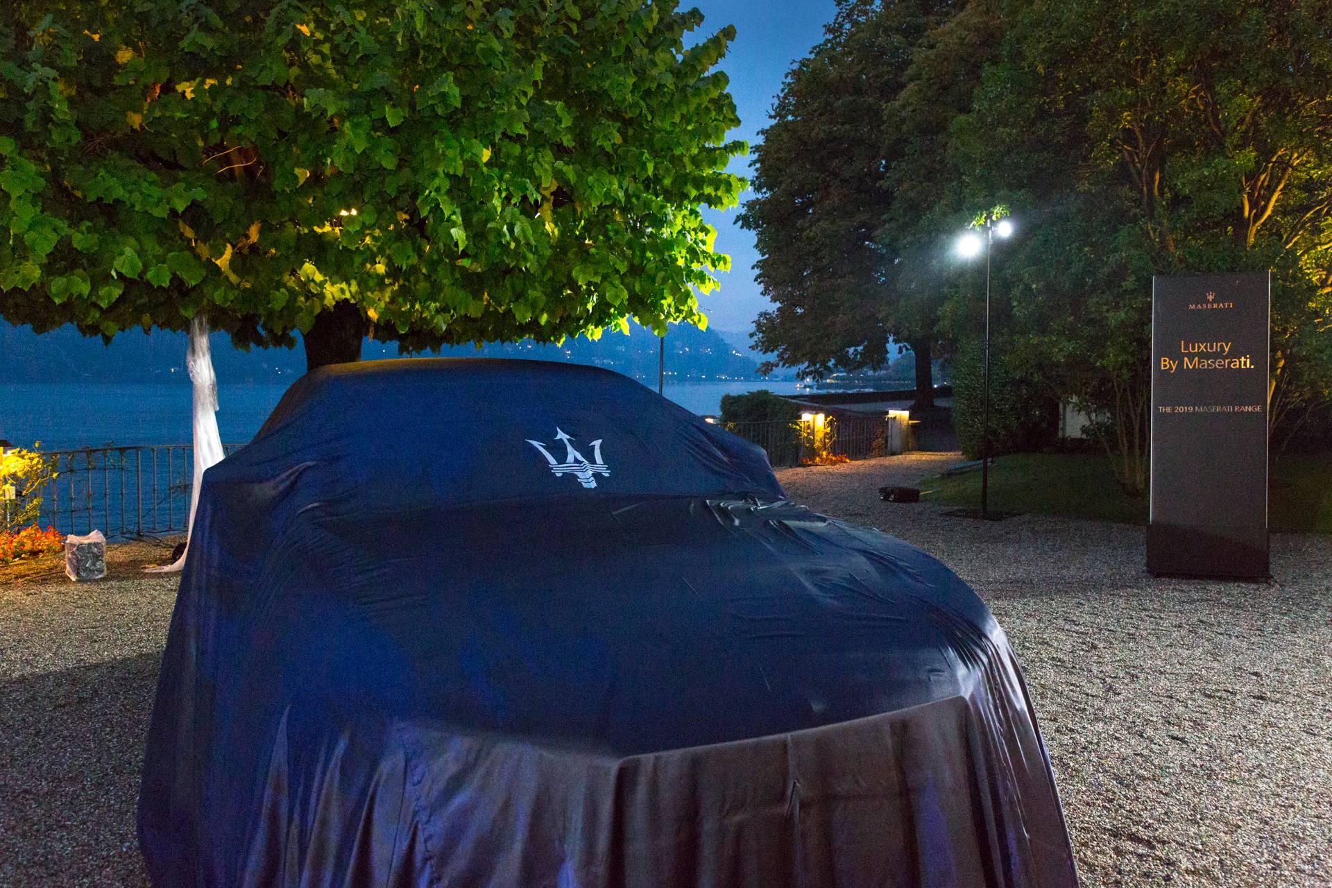 Scuderia Blu Maserati