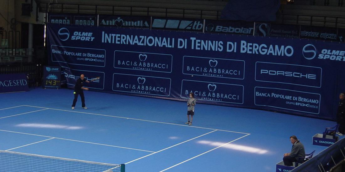 internazionali di tennis bergamo