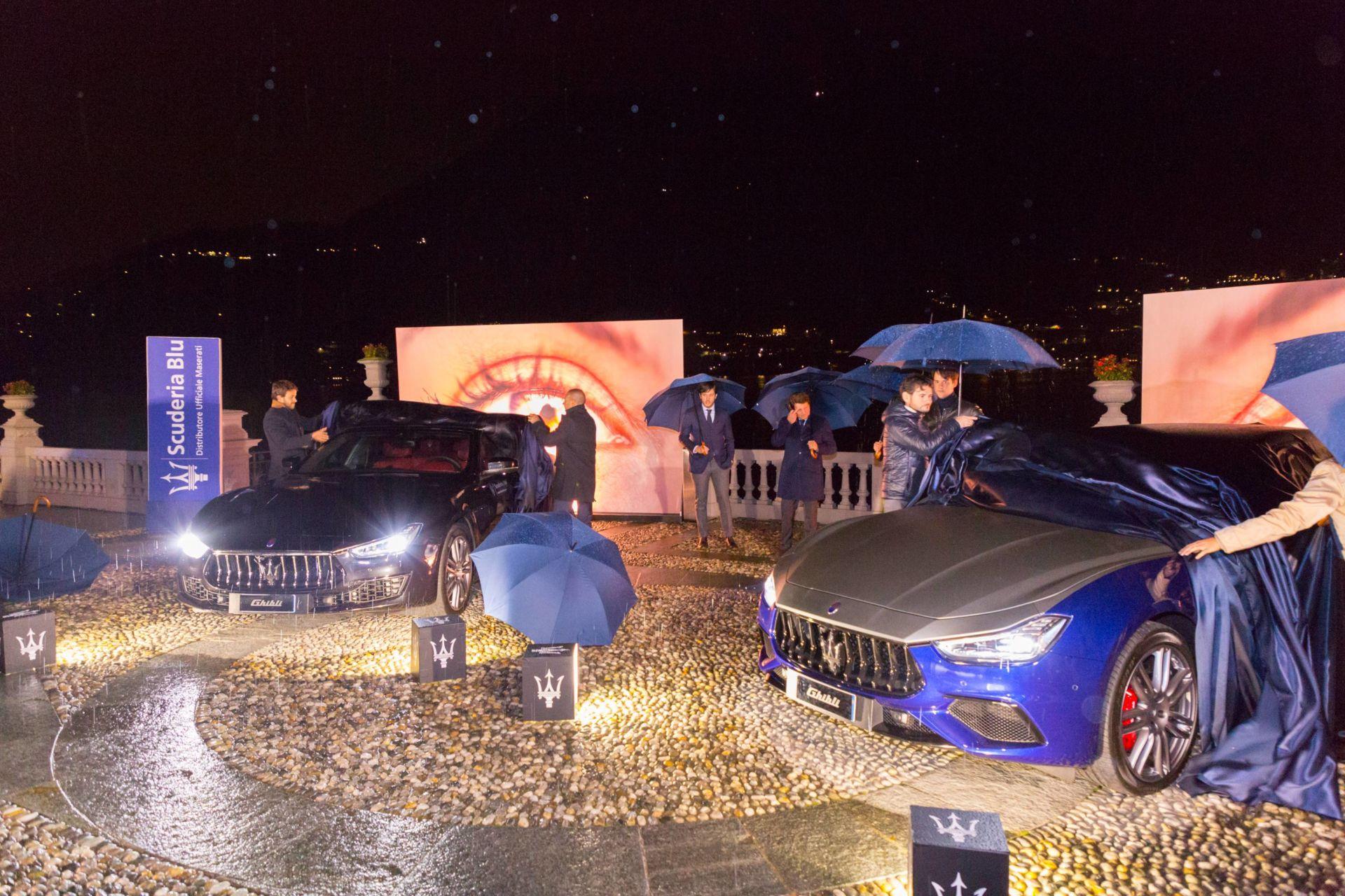 Presentazione Maserati Ghibli (1)